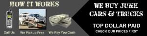 cash for junk cars buyers salvage car buyer portland vancouver oregon washington