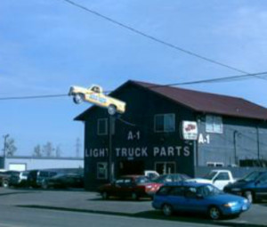 Used Auto Parts - Used Truck Parts - Auto Salvage - We buy Junk Cars