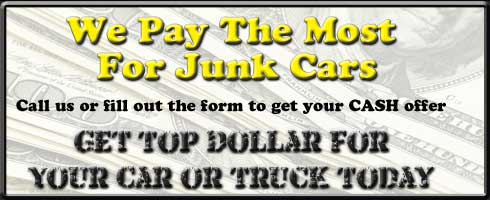 junk car pick up junk car buyer portland oregon cash for junk cars