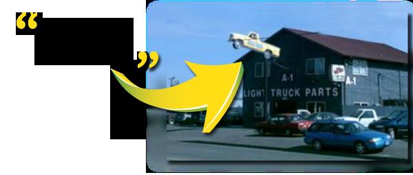 Elegant A1 Light Truck Parts Portland Oregon Used Part Sales Great Ideas